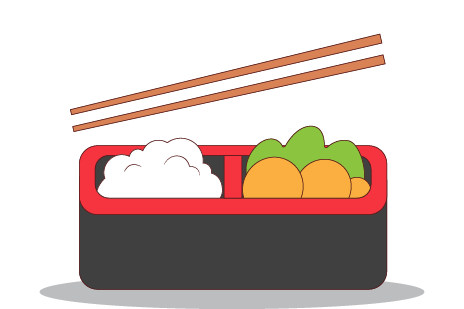 Bento Jepang