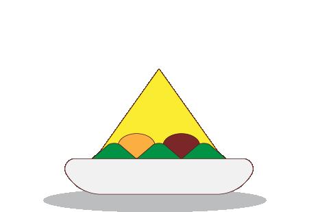 Tumpeng-Mini