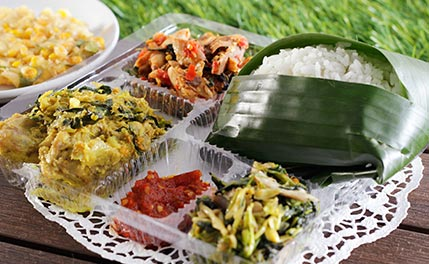 Nasi Kotak (Lunch Box)