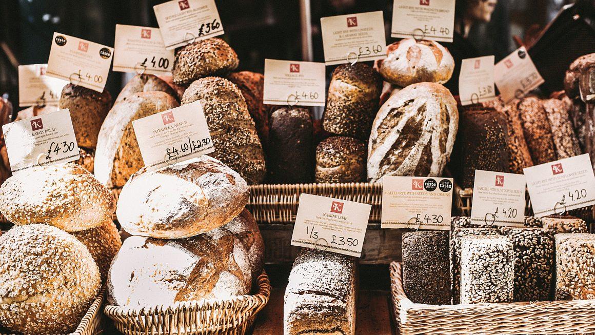 Beda Nama, Beda Rasa: Yuk, Kenali Jenis-jenis Roti Berikut!